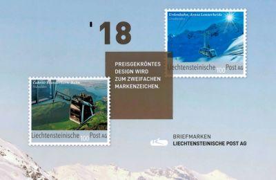 Urdenbahn auf Briefmarke verewigt